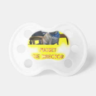 Pugsley The Director Pacifier