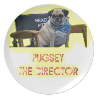 Pugsley The Director Plate