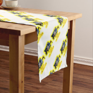 Pugsley The Director Short Table Runner