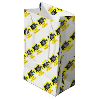 Pugsley The Director Small Gift Bag