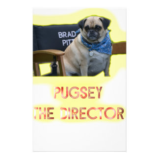 Pugsley The Director Stationery