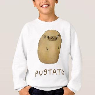Pugtato Pug Potato Sweatshirt