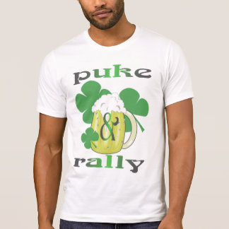 puke and rally T-Shirt