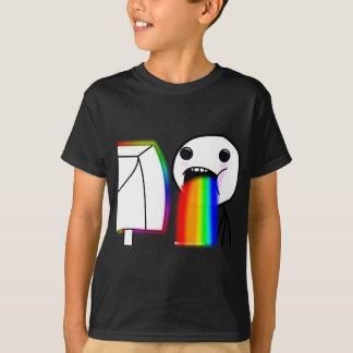 Pukes Rainbows Tshirts