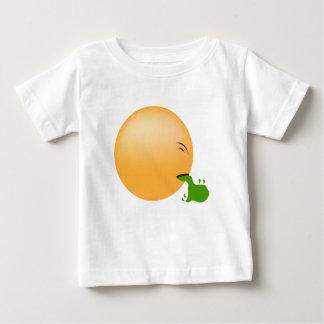 Puking Emoji Baby T-Shirt