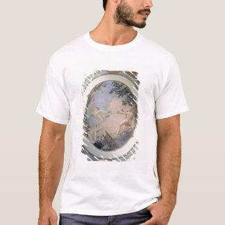 Pulcinella on a Swing, 1797 (fresco) T-Shirt