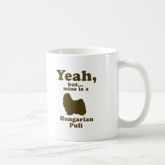 Puli Basic White Mug