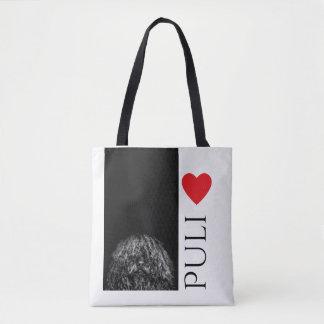 Puli Breed Tote Bag