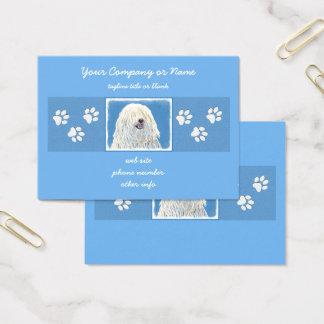 Puli Business Card
