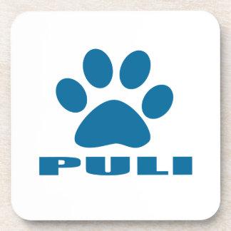 PULI DOG DESIGNS COASTER