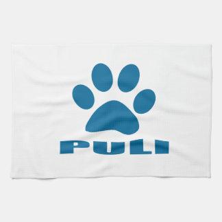 PULI DOG DESIGNS KITCHEN TOWEL