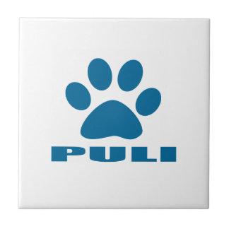 PULI DOG DESIGNS TILE