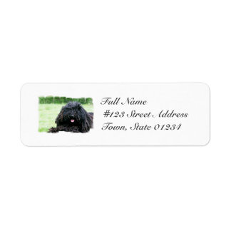 Puli Dog Mailing Labels