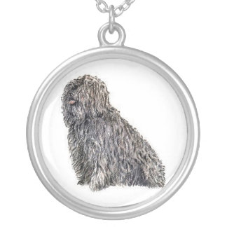 Puli Dog Necklace
