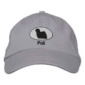Puli Embroidered Hat