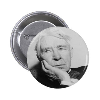 Pulitzer Prize Winning Author Carl Sandburg 2 Inch Round Button