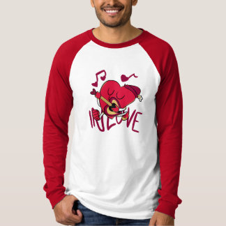 Pull those Heartstrings T Shirt