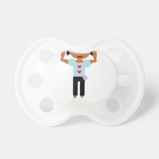 pull up bar pacifier