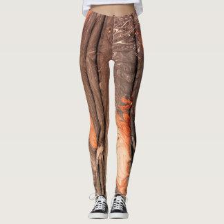 Pulled Marbling Leggings