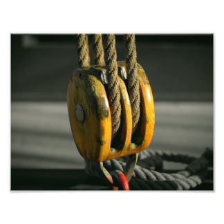 Pulley Photo Art