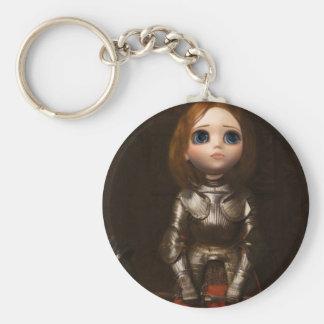 Pullip Joan of arc keychain