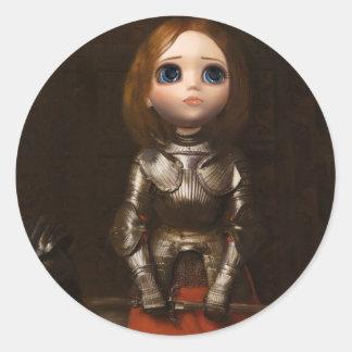 Pullip JOan of Arc sticker