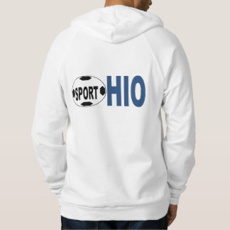 Pullover with OHIO hood