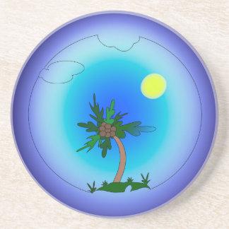 Pulm tree coaster
