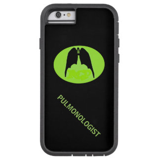 PULMONOLOGIST SYMBOL by B.McNutt Tough Xtreme iPhone 6 Case