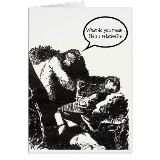 Pulp Fiction Card With Envelope