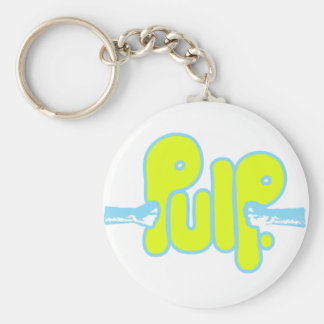 Pulp Products Keychain