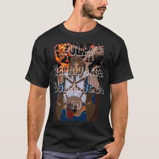 Pulpy In Blood Men's Basic Dark T-Shirt