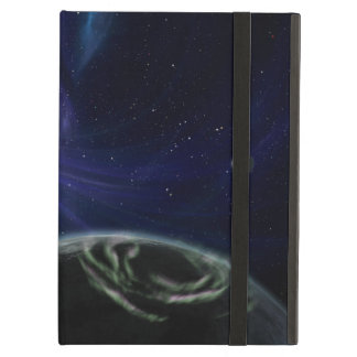 Pulsar Planet Alien Space Art iPad Air Case