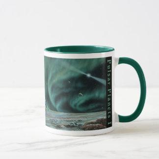 Pulsar Planets 1 Mug