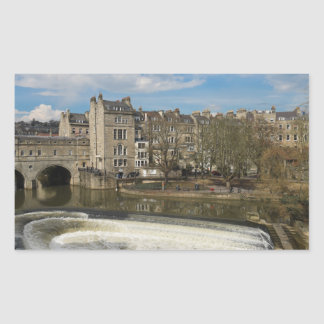 Pulteney Bridge, Avon River,Bath, England