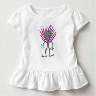 Pulu  the space friend toddler t-shirt