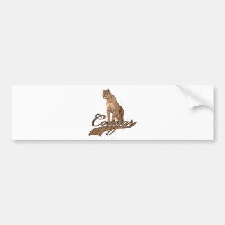 Puma Autocollant De Voiture