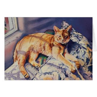 """Puma"" Card"