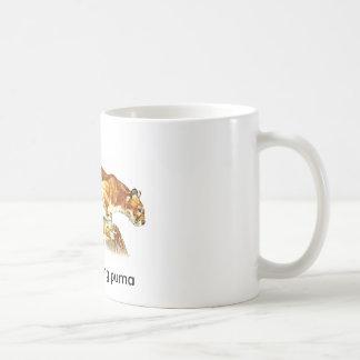 puma de partie-pooping mug