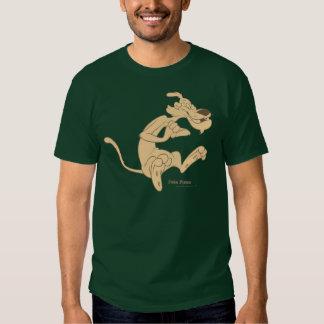 Puma de Peter excité T-shirts