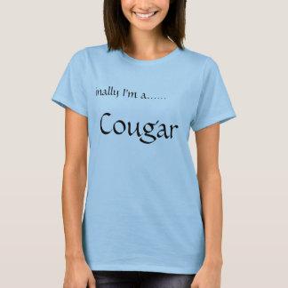 Puma, enfin je suis ...... t-shirt