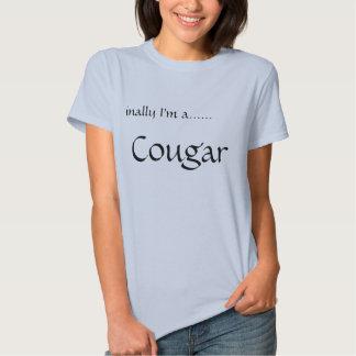 Puma, enfin je suis ...... tee-shirts
