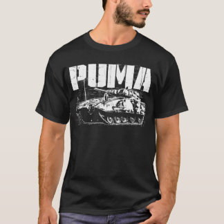Puma (IFV) Men's Basic Dark T-Shirt