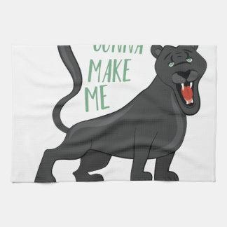Puma Pants Kitchen Towels