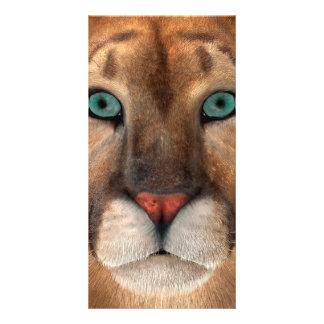 Puma Personalized Photo Card