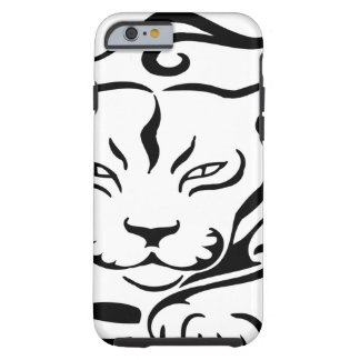 Puma sauvage et magnifique coque iPhone 6 tough