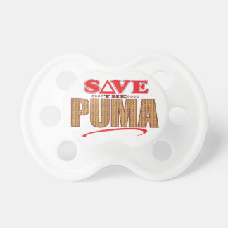 Puma Save Pacifier