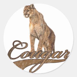 Puma Sticker Rond