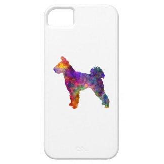 Pumi in watercolor 2 iPhone 5 cover