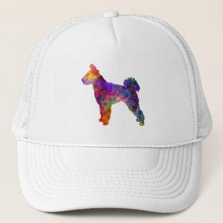Pumi in watercolor 2 trucker hat